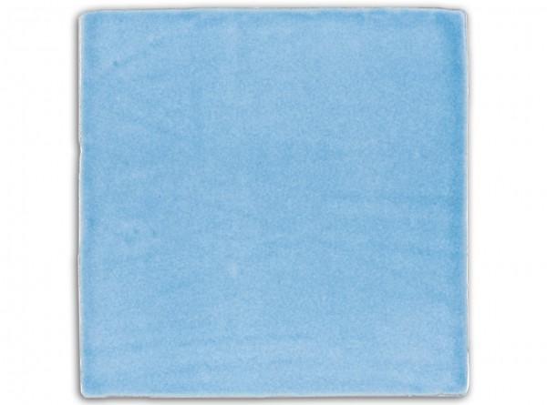 Azul Mar, spanische Fliese Serie Castellon, 13x13 cm