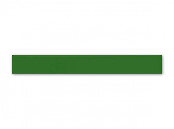 """Spanische Fliesenleiste """"Tira Verde"""", 2,5x20 cm"""