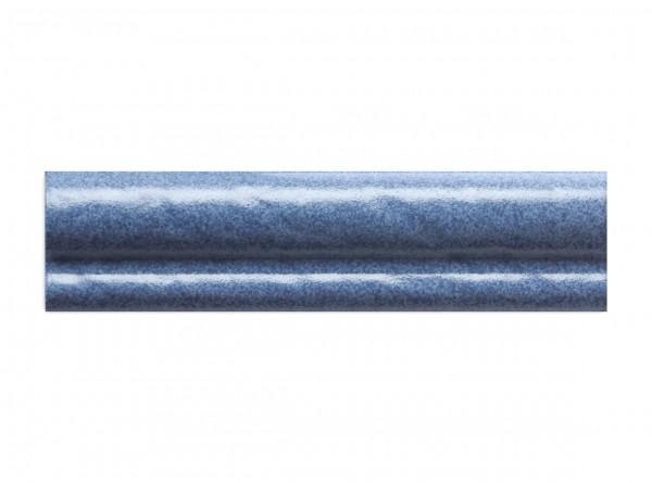 """""""Moldura Litos Azul"""" zu Lora, Abschluß oben, 5x20cm"""