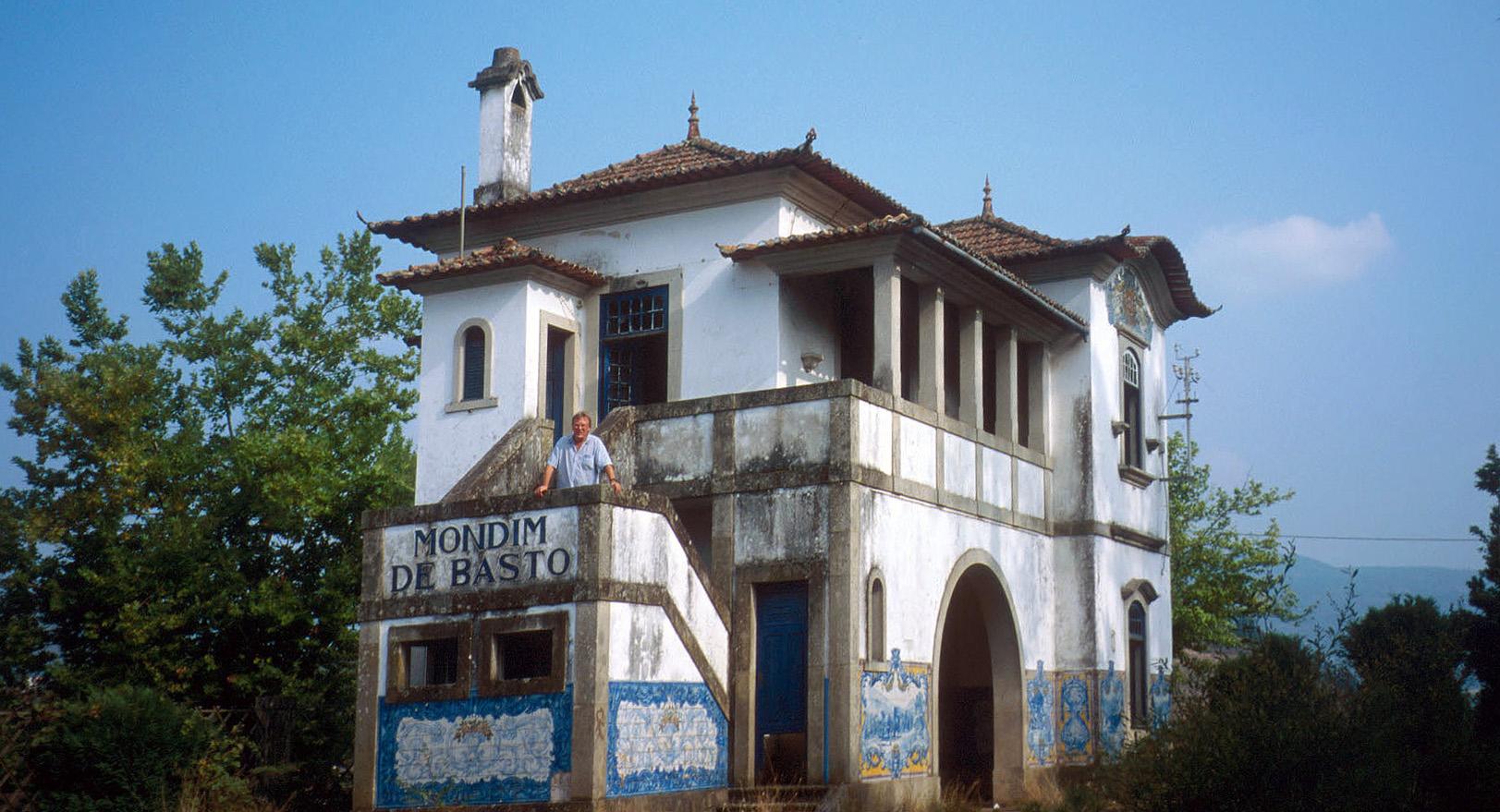 Mondim Station