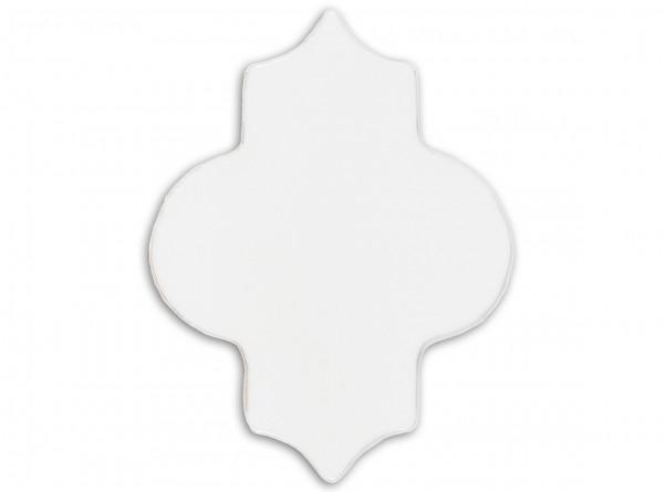 Blanco, spanische Fliese Serie Arabesque