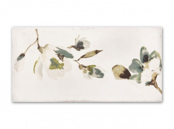 Fabola Green 15x30 cm, Serie Esenzia, Patchwork